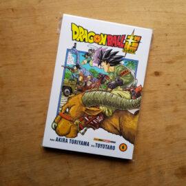 Dragon Ball Super - Vol.6 (Lote CAP Tá de Molho)