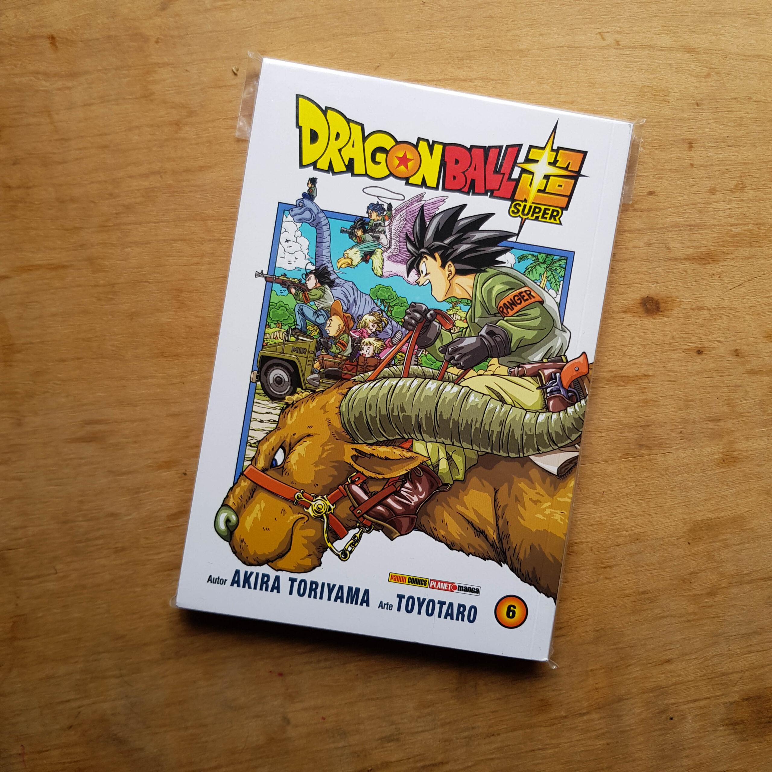 Dragon Ball Super - Vol.6 (Lote #109)