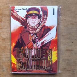 Golden Kamuy - Vol.1 (Terceiro Liquidão)