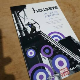 Hawkeye - My Life as a Weapon (Lote Híbrido)