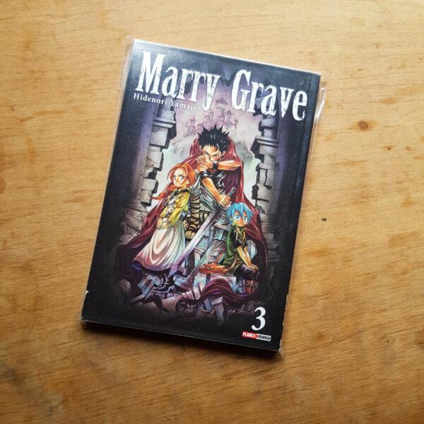 Marry Grave - Vol.3 (Terceiro Liquidão)