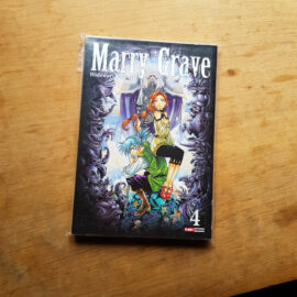 Marry Grave - Vol.4 (Lote CAP Tá de Molho)