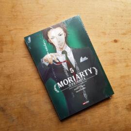 Moriarty - Vol.5 (Lote CAP Tá de Molho)