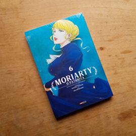 Moriarty - Vol.6 (Lote CAP Tá de Molho)