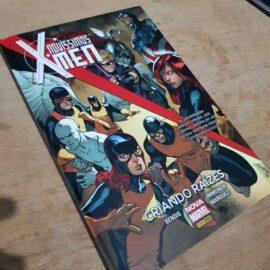 Novissimos X-men - Criando raízes (Lote Híbrido)