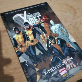 Novissimos X-men - X-men de ontem (Lote Híbrido)