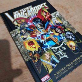Os novos Vingadores - Em busca do mago supremo (Lote Híbrido)