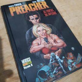 Preacher - Vol.8 (Lote Híbrido)