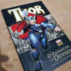 Thor - O renascer dos Deuses (Lote Híbrido)