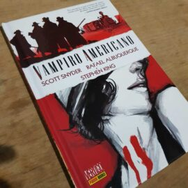 Vampiro Americano - Vol.1 (Lote Híbrido)