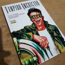 Vampiro Americano - Vol.4 (Lote Híbrido)
