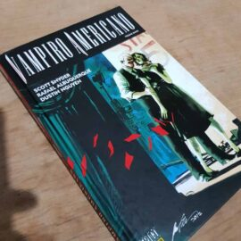 Vampiro Americano - Vol.5 (Lote Híbrido)