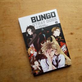 Bungo Stray Dogs - Vol.10 (Lote CAP Tá de Molho)