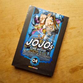 Jojos Bizarre Adventure - Stardust Crusaders - Vol.4 (Lote CAP Tá de Molho)