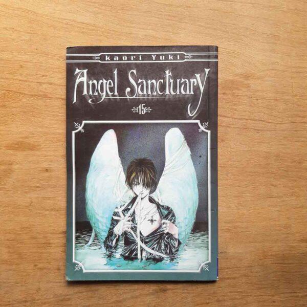 Angel Sanctuary - Vol..15 (Lote Unidos da Quarentena)