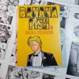 Banana Fish - Vol.3 (Lote Seres Marçoanos)