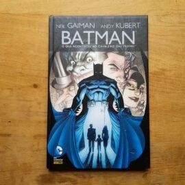 Batman - O que aconteceu ao cavaleito das trevas (Lote Artes Marçoais)