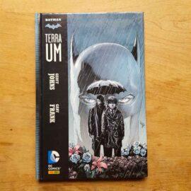 Batman - Terra Um - Vol.1 (Lote Artes Marçoais)