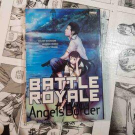 Battle Royale - Angels Border (Terceiro Liquidão)