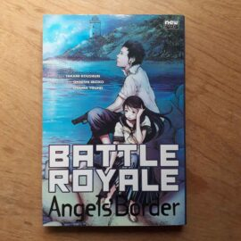 Battle Royale - Angels Border (Lote Artes Marçoais)