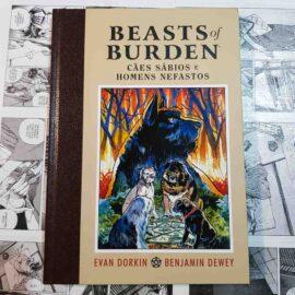 Beasts of Burden - Cães Sábios e Homens Nefastos (Lote Seres Marçoanos)