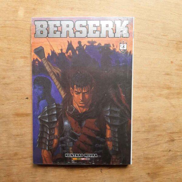 Berserk - Vol.23 (Lote Unidos da Quarentena)