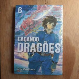 Caçando Dragões - Vol.6 (Lote Artes Marçoais)