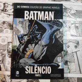 Batman - Silêncio - Edição Definitiva - Capa Cartão (Lote Fechando Abril)