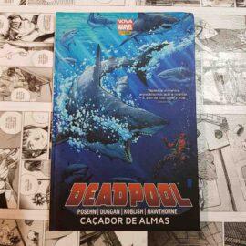 Deadpool - Caçador de Almas (Lote Seres Marçoanos)
