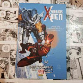 Fabulosos X-Men - Destroçados (Lote Seres Marçoanos)