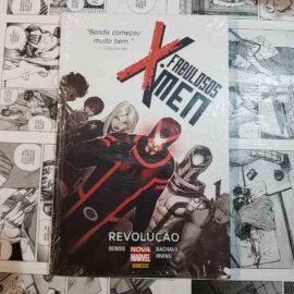 Fabulosos X-men - Revolução (Terceiro Liquidão)