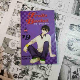 Fruits Basket - Vol.19 (Lote Seres Marçoanos)