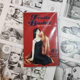 Fruits Basket - Vol.21 (Lote Seres Marçoanos)