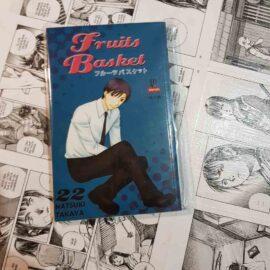 Fruits Basket - Vol.22 (Lote Seres Marçoanos)