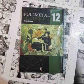 Fullmetal Alchemist - Vol.12 (Lote Seres Marçoanos)