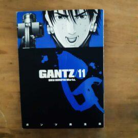 Gantz JPN - Vol.11 (Lote Semana do Leitor)