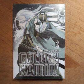 Golden Kamuy - Vol.3 (Lote Artes Marçoais)