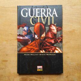 Guerra Civil - capa dura (Lote Artes Marçoais)