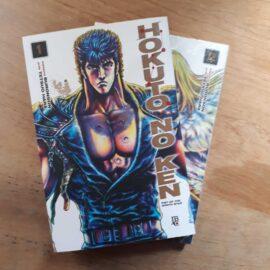 Hokuto no Ken - Vol.1 e 2 (Lote Artes Marçoais)