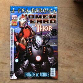 Homem de Ferro e Thor - Vol.16 (Lote #109)