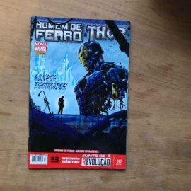 Homem de Ferro e Thor - Vol.17 (Lote #109)