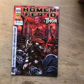 Homem de Ferro e Thor - Vol.19 (Lote #109)