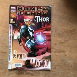 Homem de Ferro e Thor - Vol.20 (Lote #109)