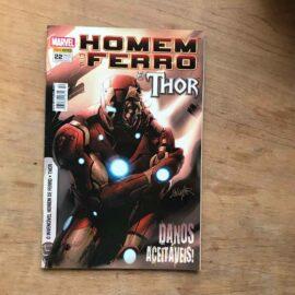 Homem de Ferro e Thor - Vol.22 (Lote #109)