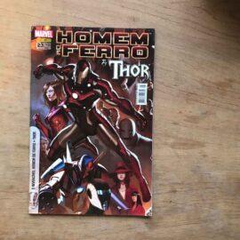 Homem de Ferro e Thor - Vol.23 (Lote #109)