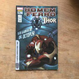 Homem de Ferro e Thor - Vol.25 (Lote #109)