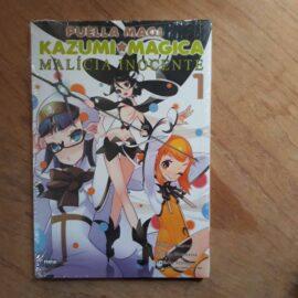 Kazumi Magica - Vol.1 (Lote Artes Marçoais)