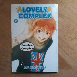 Lovely Complex - Vol.2 (Lote Artes Marçoais)