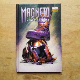 Magneto - Atos de Terror (Lote Artes Marçoais)