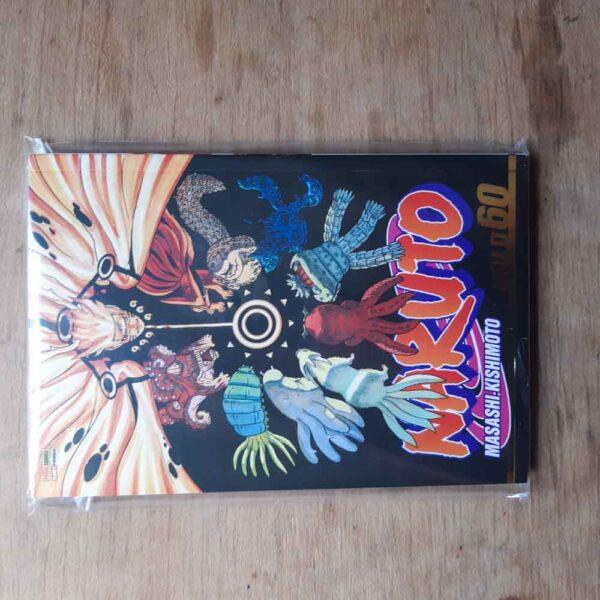 Naruto Gold - Vol.60 (Lote Unidos da Quarentena)